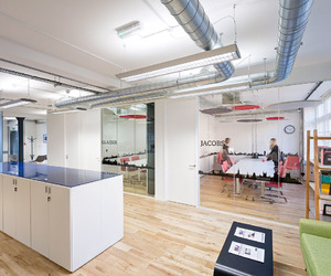 office design london, fit out london, and commercial office fitouts image