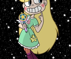 wallpaper, starco, and star butterfly image