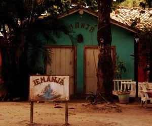 beach, bohemian, and brazil image