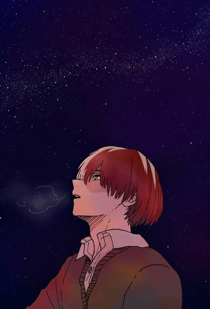 78 Images About Shouto Todoroki On We Heart It See More