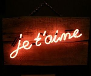 light, neon, and french image