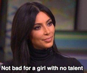 reaction, meme, and kim kardashian image