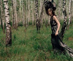 vogue china, ruth bell, and Yelena Yemchuk image