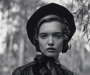 vogue china, Yelena Yemchuk, and ruth bell image