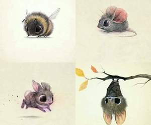 animal, sweet, and cute image