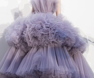 long dresses, haute couture gowns, and giambatista valli 2018 image