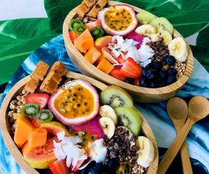 food, summer, and frutas image
