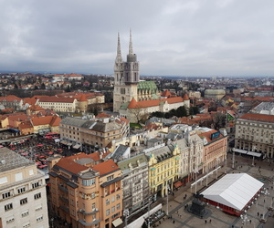 city and zagreb image