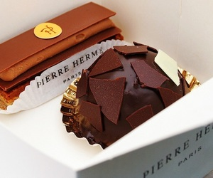 chocolate, food, and delicious image