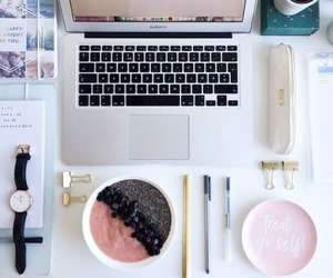 aesthetic, electronics, and study image