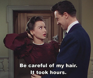 hair, quotes, and movie image
