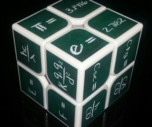 cube, math, and mathematics image