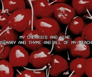cherry, effect, and header image
