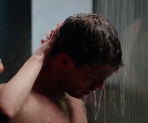 Jamie Dornan, love, and dakota johnson image