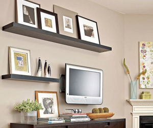 diy, shelf, and shelving image