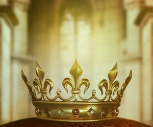 crown, prince, and fantasy image