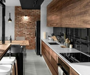 home, ideas, and kitchen image
