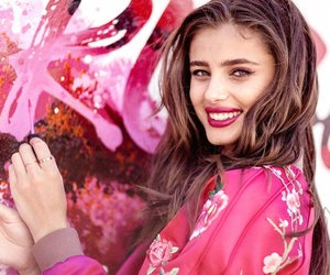 taylor hill, brown hair, and fashion image