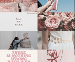 aesthetic, daughter of aphrodite, and books image