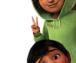 disney, riley anderson, and dreamworks image