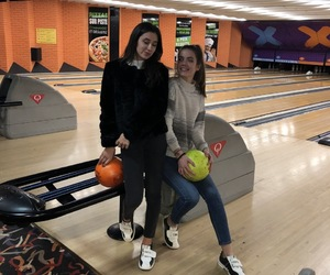 bowling and chloé image