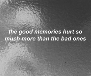 b&w, past, and hurt image