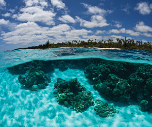 mare, ocean, and new caledonia image