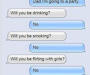 Dar, drinking, and smoking image