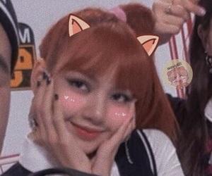 lisa, blackpink, and cute image
