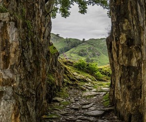 landscape, nature, and cumbria image