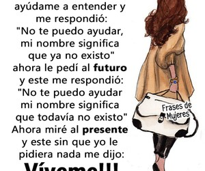futuro, frases español, and pasado image
