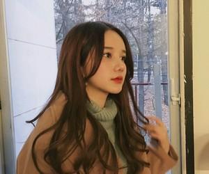 asian, kfashion, and koreangirl image