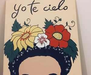 arte, Frida, and Frida Khalo image