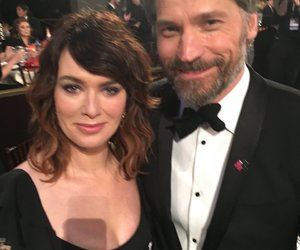 lena headey, got, and golden globe image
