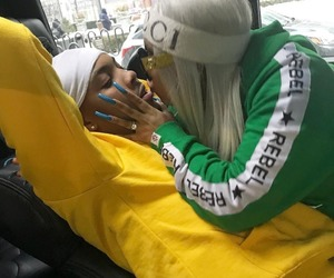 couple, love, and g herbo image