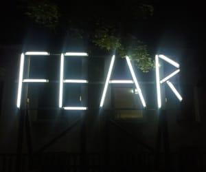afraid, inspiration, and overcome image