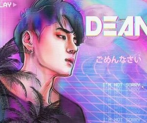 aesthetic, k-pop, and dean image