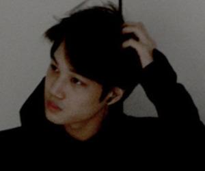 exo, kim jongin, and icon image