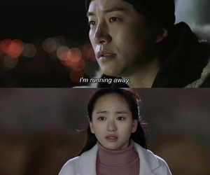 drama, just between lovers, and kdrama image