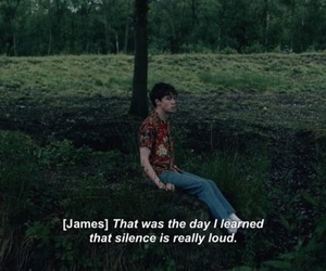 silence, quotes, and james image
