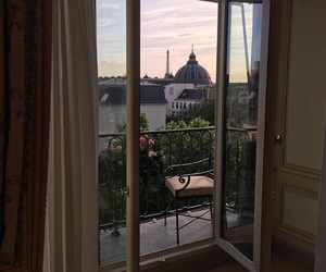 places, window, and pretty image