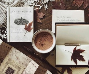aesthetics, books, and chocolate image