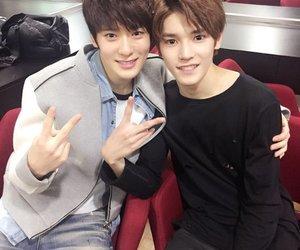 jaehyun, taeyong, and nct image