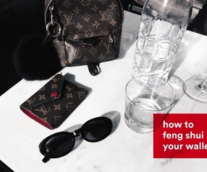 blogger, fashion, and wallet image
