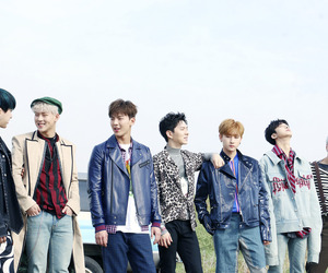 boys, k-pop, and shine forever image