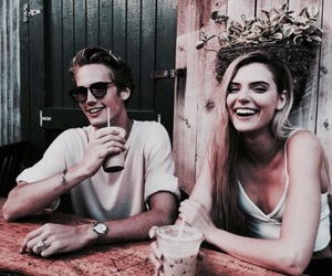 alissa violet, neels visser, and couple image