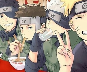 kakashi, naruto, and tobi image
