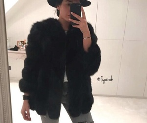 fashion style, outfit clothes, and hat chapeau image
