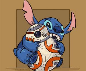 stitch and star wars image