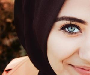 girl and حجاب image